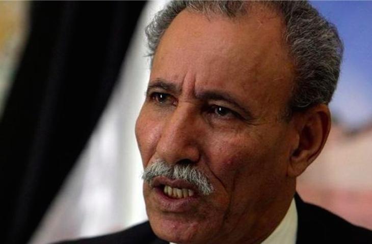 Leader Polisario