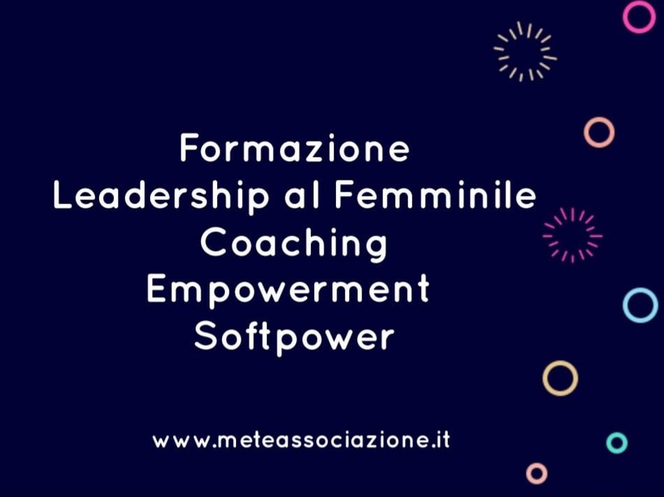 Mete Onlus: Il Programma del Dipartimento Pari Opportunità di Intesa con Barbara Galli (Talent Up)